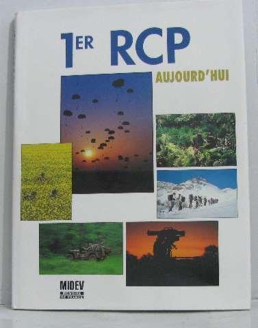 1er RCP aujourd'hui - le premier régiment de parachutistes: Hallouard
