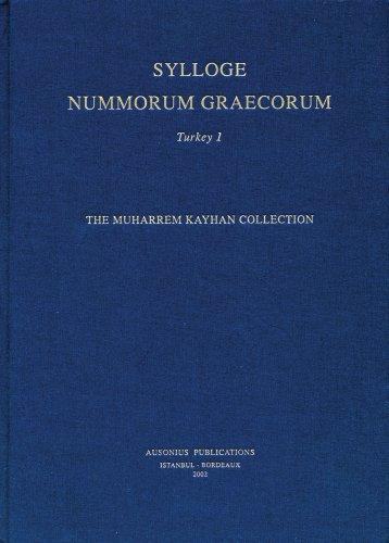 9782910023317: Sylloge nummorum graecorum : Turkey . : 1 . The Muharrem Kayhan collection/Koray Konuk