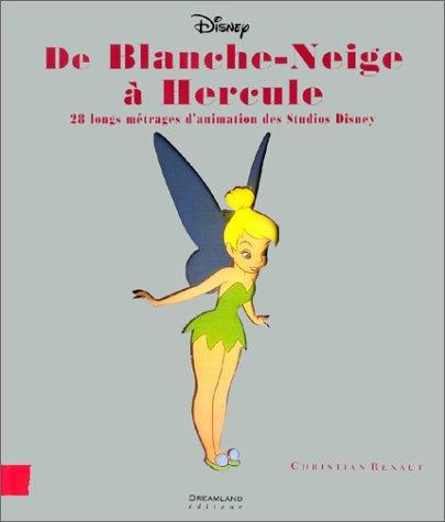 9782910027193: De Blanche-Neige à Hercule