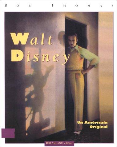 9782910027438: Walt Disney, un americain original