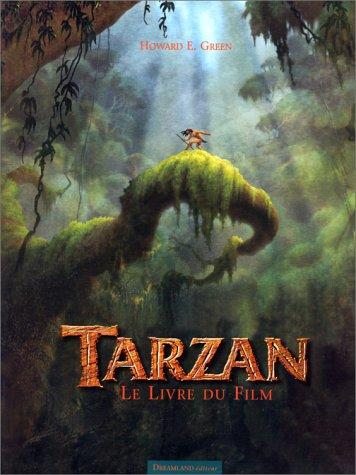 9782910027506: Tarzan, le livre du film