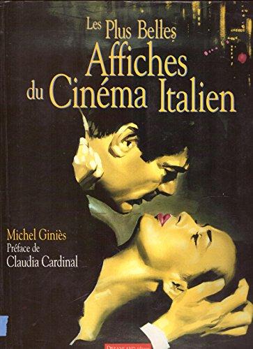 9782910027681: Les plus belles affiches du cinema italien
