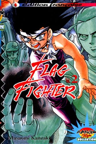 9782910104597: Flag fighter, Tome 2 :