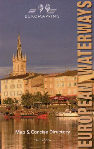 9782910185114: European Waterways Map and Directory