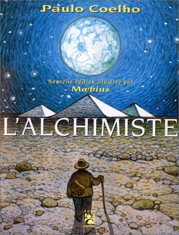 9782910188702: L'Alchimiste - édition illustrée par Moebius