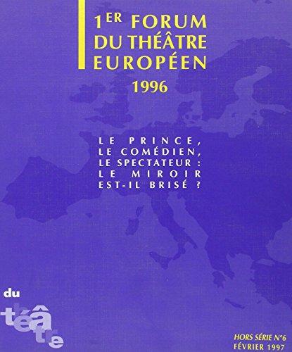 La Revue du théâtre, numéro 6. Premier