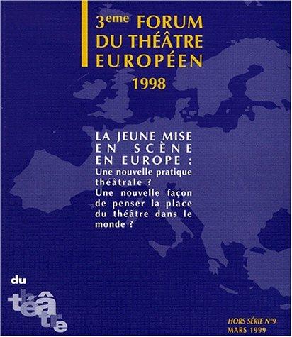 Revue du théâtre, hors série numéro 9: Collectif