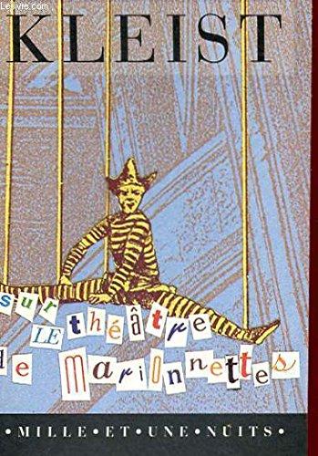 9782910233051: Sur le théâtre de marionnettes