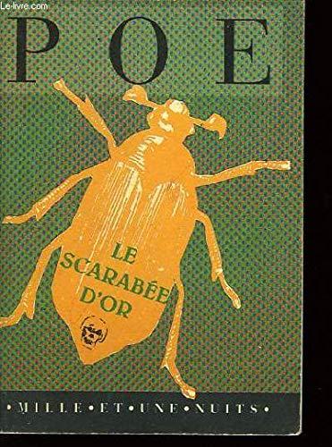 9782910233099: Le Scarabée d'or