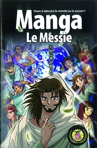 9782910246396: La bible manga, volume 4 : le messie