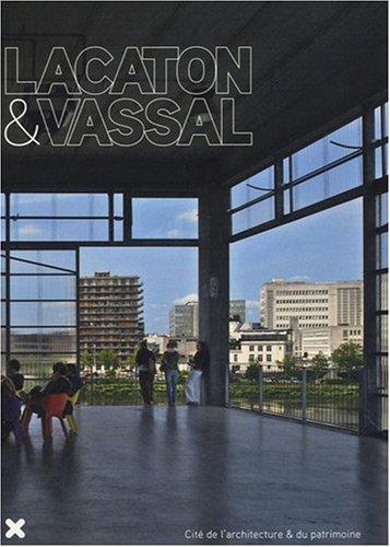 Lacaton and Vassal: Collectif, Vassal, Jean-Philippe,