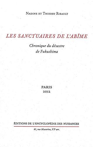 SANCTUAIRES DE L ABIME -LES-: RIBAULT NADINE