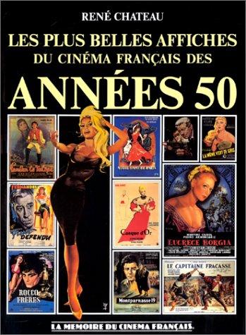 Les plus belles affiches du cinéma français des années 50 Chat.