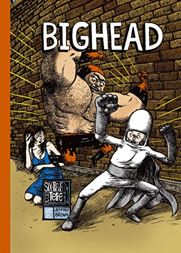 Bighead (French Edition): Jeffrey Brown