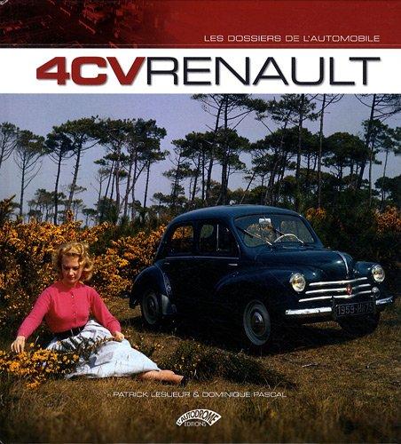 9782910434144: 4 CV Renault