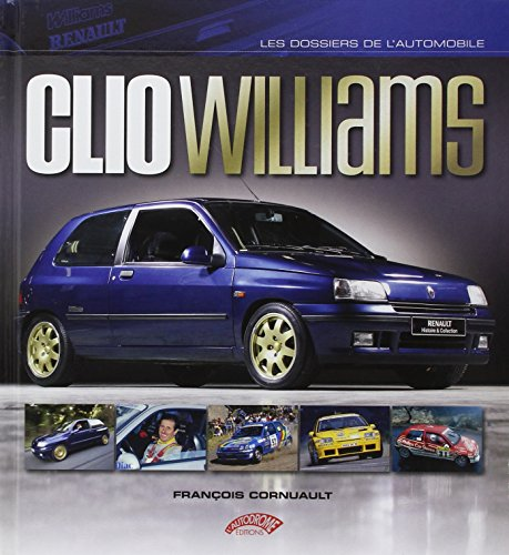 9782910434267: clio williams