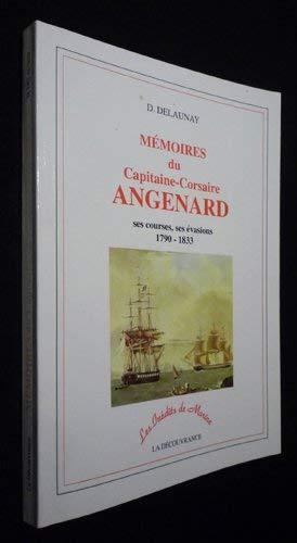9782910452872: Memoires du Capitaine Corsaire Angenard