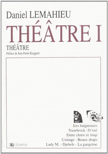9782910457327: Théâtre I
