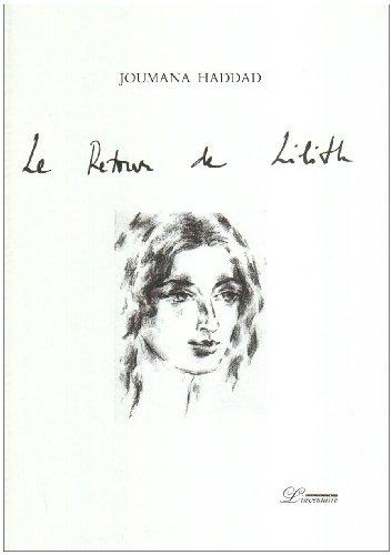 9782910490966: Le retour de Lilith