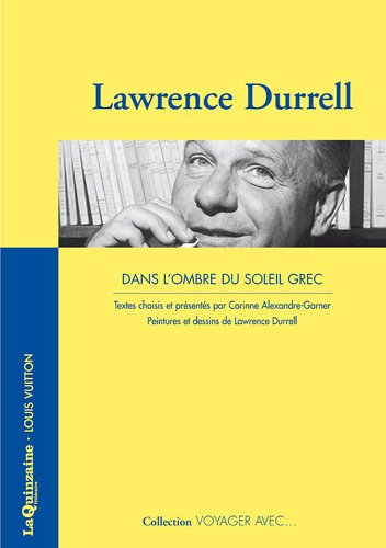 9782910491291: Voyager avec Lawrence Durrell