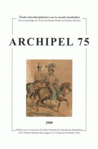 9782910513542: Archipel, N° 75/2008 :