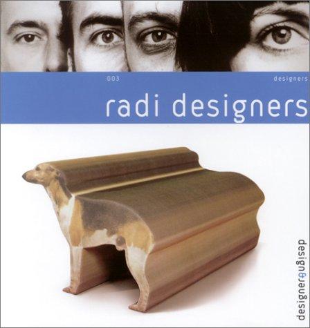 9782910565244: Radi designers (bilingue anglais/français)