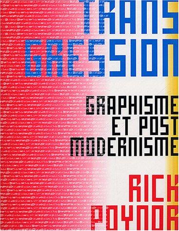 9782910565480: Transgression : Graphisme et post modernisme