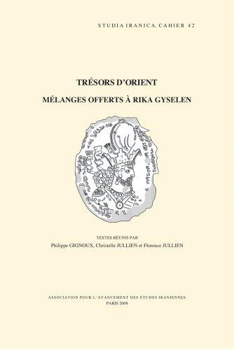 Trésors D'Orient : Mélanges offerts à Rika: Pierfrancesco Callieri; Nina