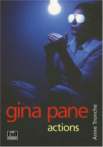 9782910667030: Gina Pane (French Edition)