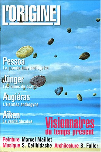 L'Originel, N? 8 : Visionnaires du temps: Antoni, Charles, Teixeira