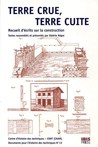 9782910728441: Terre Crue, Terre Cuite (French Edition)