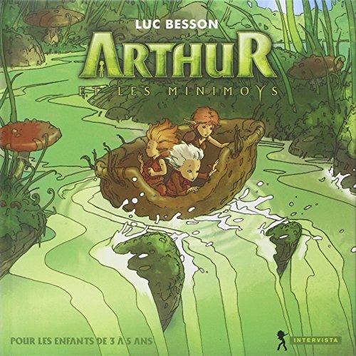 9782910753504: Arthur et les Minimoys : Album illustr� pour les enfants de 3 � 5 ans