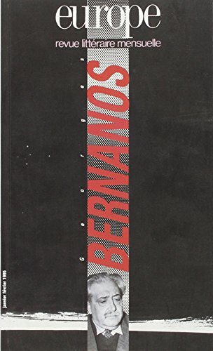 9782910814021: No 789/790 - janvier/fevrier 1995 - georges bernanos (French Edition)