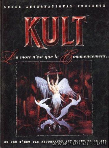 9782910839000: Ludis International Presente Kult La Mort N'est Le Commencement....