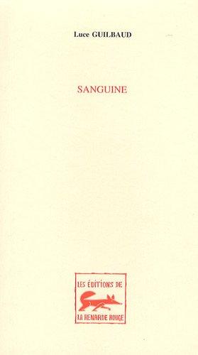 9782910861568: Sanguine
