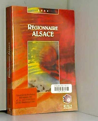 9782910866044: Régionnaire Alsace : Fichier des adresses