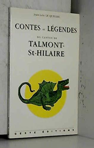 9782910919283: Contes et l�gendes du canton de Talmont-St-Hilaire