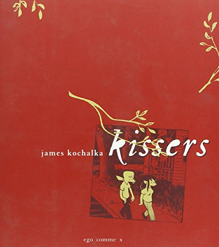 Kissers (2910946312) by James Kochalka