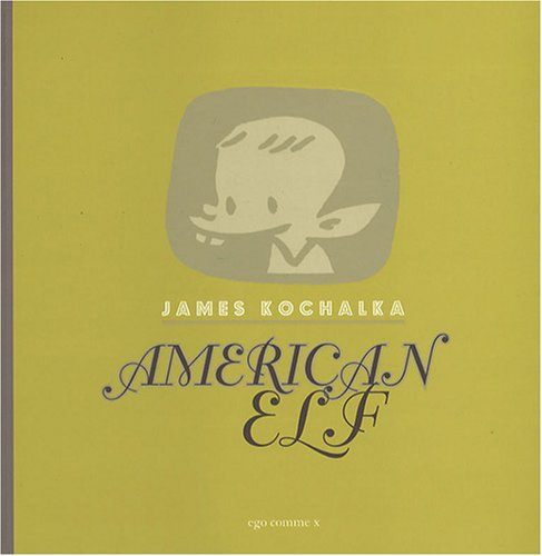 9782910946371: American Elf (French Edition)
