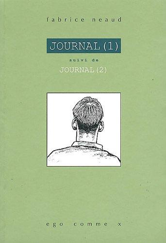 9782910946807: Journal (1) suivi de Journal (2)