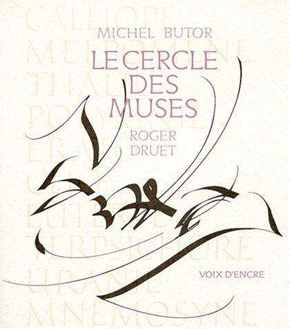 9782910957100: Le cercle des Muses