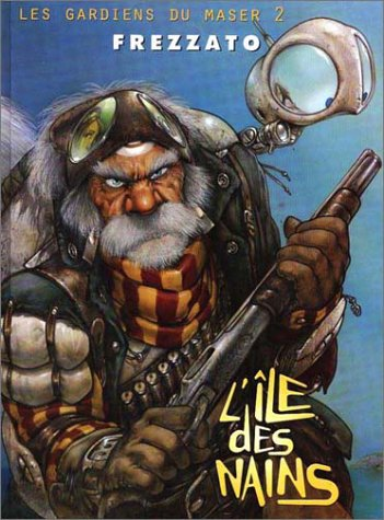 9782911033438: Les Gardiens du Maser, tome 2. L'île des nains