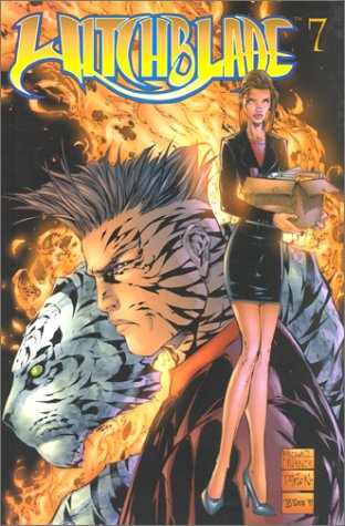 9782911033674: Witchblade, tome 7
