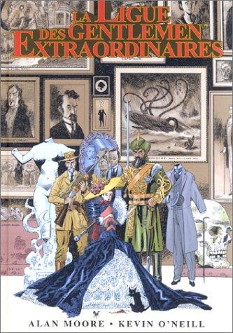 9782911033988: La Ligue des Gentlemen Extraordinaires, intégrale 1