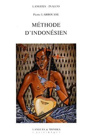 9782911053146: Méthode d'indonésien