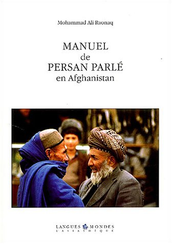 9782911053870: Manuel de persan parlé en Afghanistan (2CD audio) (French Edition)