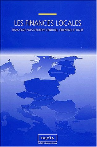 9782911065309: Local Finance in the Fifteen Countries of the European Union