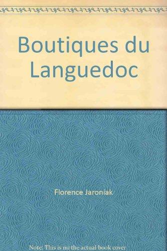9782911075148: boutiques du languedoc