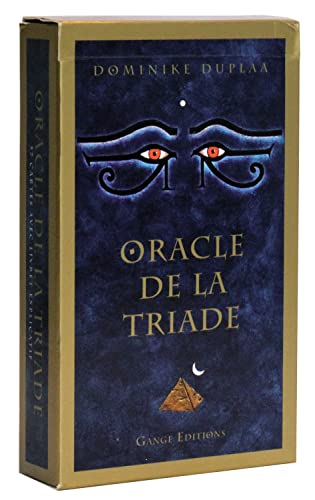9782911096938: Oracle de la Triade. (le Jeu) 57 Cartes