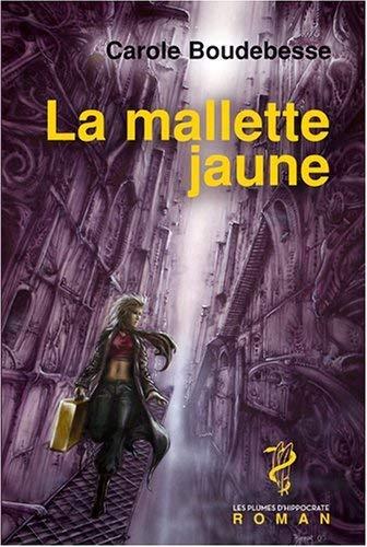 La mallette jaune: Carole Boudebesse